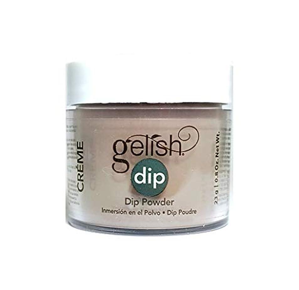 折る発動機切るHarmony Gelish - Dip Powder - Want To Cuddle? - 23g / 0.8oz