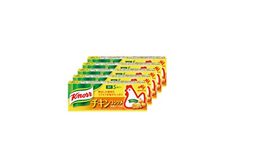味の素 クノール チキンコンソメ 5個入×5箱