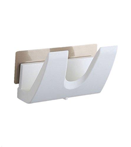 まな板 スタンド 鍋蓋 立て コンパクト 収納 ホルダー キッチン ツールスタンド 貼り付け 移動可 1段