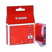 (業務用セット) キャノン(Canon) インクカートリッジ レッド 型番:BCI-7eR 単位:1個 【×3セット】 ds-1643510