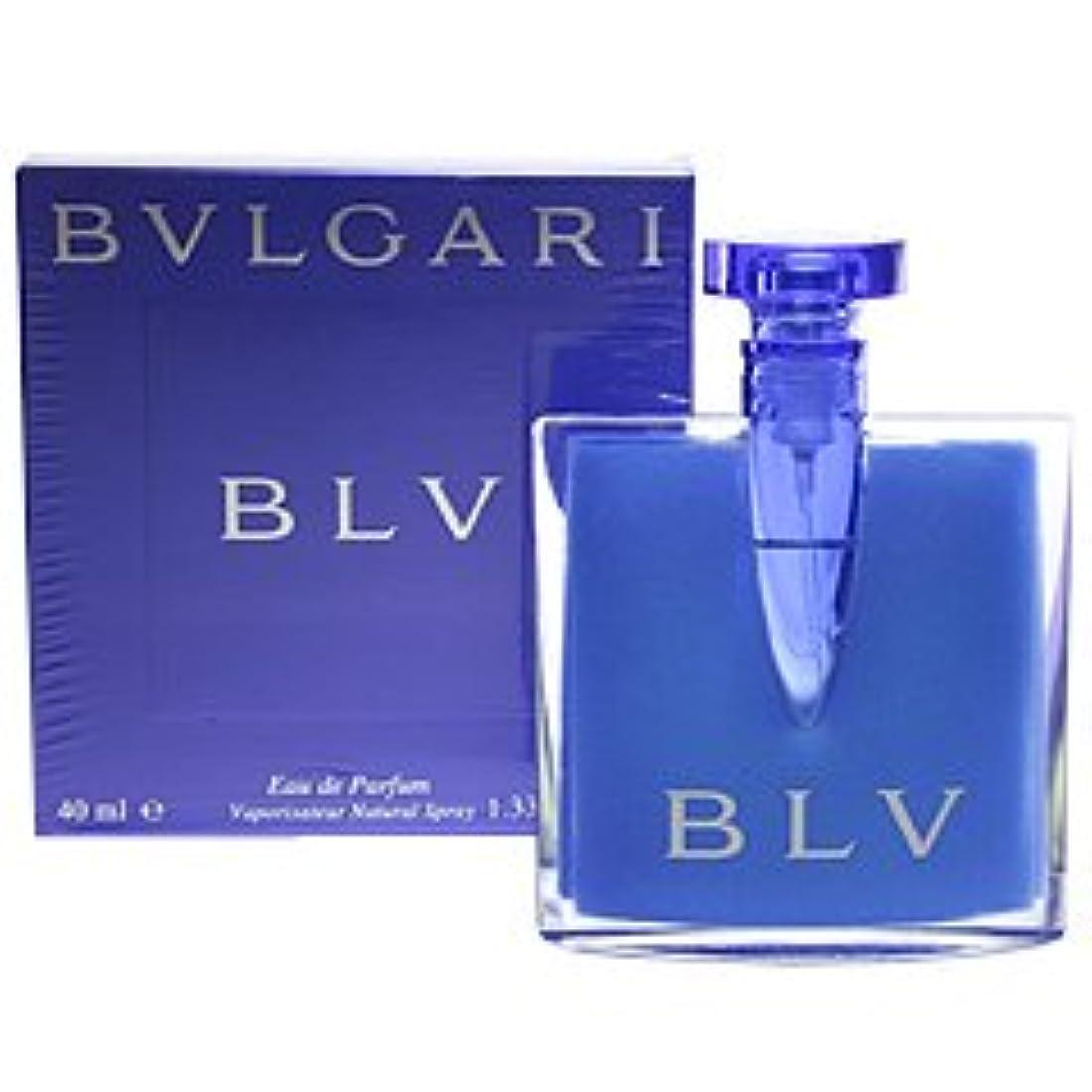 プロペラテストペナルティブルガリ(BVLGARI) ブルー EDP SP 40ml[並行輸入品]