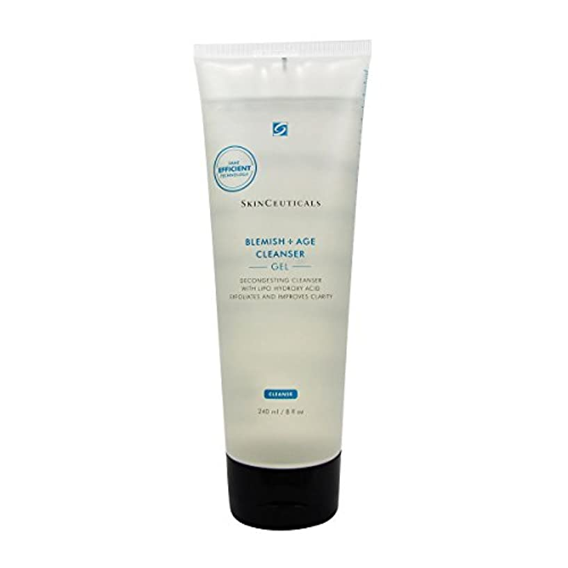 参加する農業反射Skinceuticals Cleanse Blemish + Age Cleansing Gel 240ml [並行輸入品]