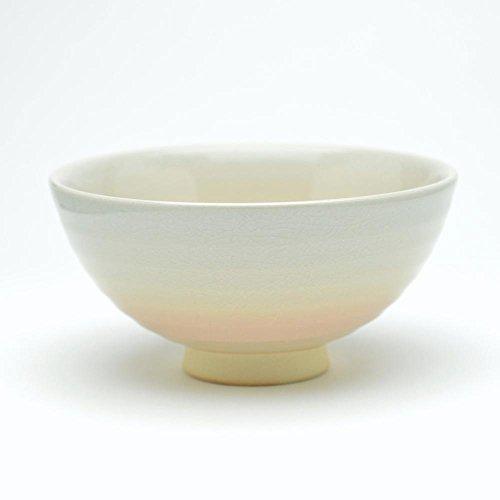 萩焼 姫土飯茶碗3.8寸(白箱)