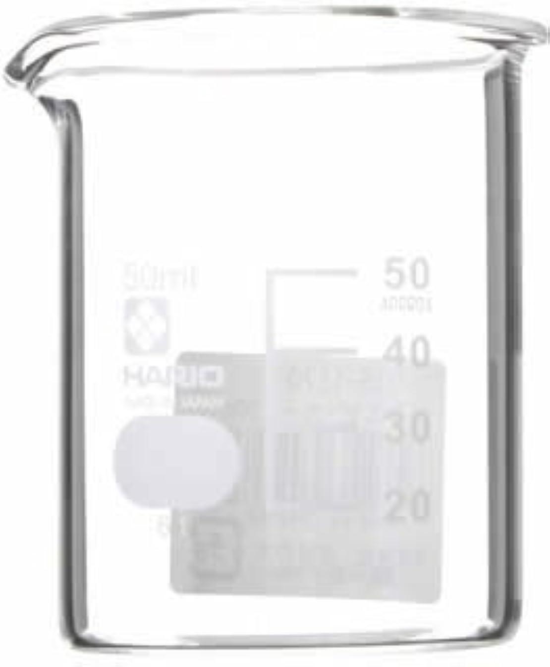 ラフト発明する渇き生活の木 ガラスビーカー 50ml