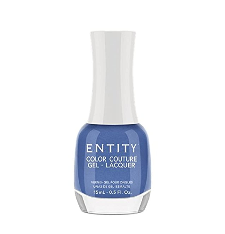 復活資格情報信頼性Entity Color Couture Gel-Lacquer - Blue Bikini - 15 ml/0.5 oz