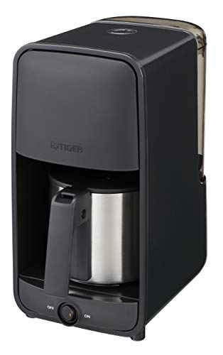 タイガーコーヒーメーカー シャワードリップ 6杯用 ADC-N060-K