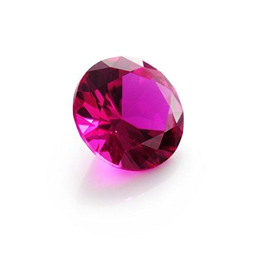 [해외]루비 1 마리 매도 합성 루스 6㎜/Ruby 1 grain sales Synthetic loose 6 mm