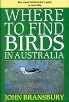 Where to Find Birds in Australia