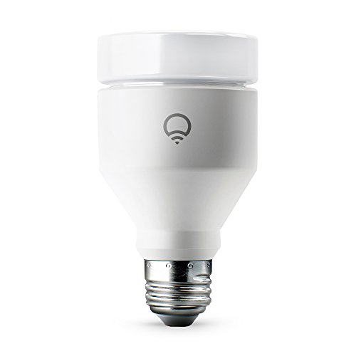 LIFX A19 E26 スマートLED電球/音声コントロール/スマートフォン操作 【国内正規品】 LHA19E26UC10JP