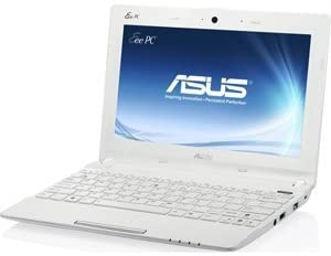 ASUS EeePC X101Hシリーズ 10.1型ワイドTFTカラー液晶 320GBHDD ネットブック ホワイト EPCX101H-WH