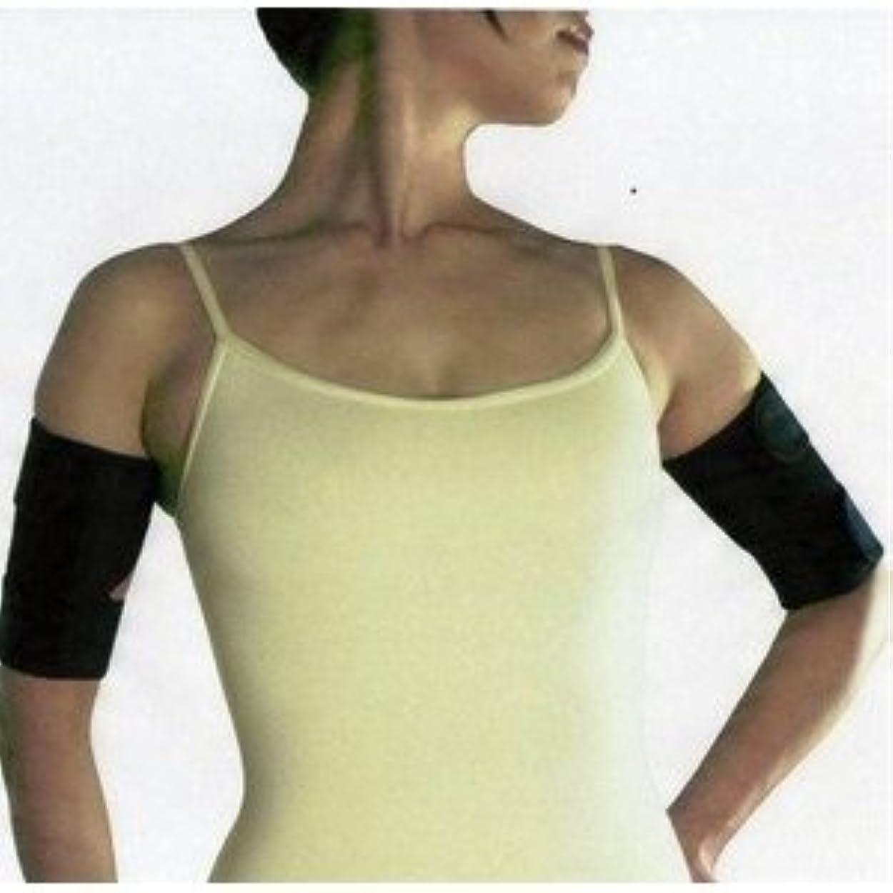 服を着るわずらわしい成果「宇宙のくつ下」シリーズ Air Fit(エアフィット) 二の腕ミネラルシェイパー