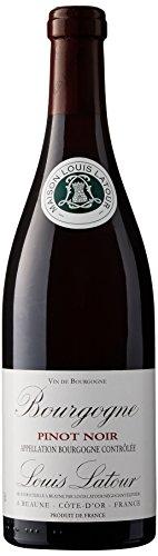 ルイ・ラトゥール ブルゴーニュ・ピノ・ノワール 750ml [フランス/赤ワイン/辛口/ミディアムボディ/1本]