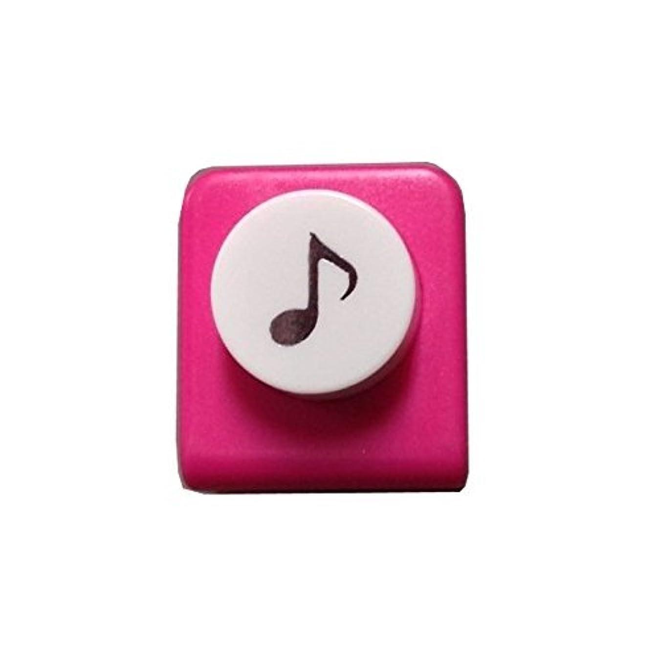 提出する長くする古代カール事務器 ミニクラフトパンチ MUSIC CN12074 MUSIC 00072138【まとめ買い10個セット】