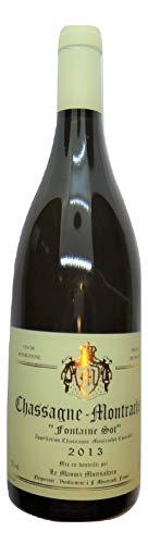 Manoir Murisaltien シャサーニュ モンラッシェ Chassagne-Montrachet Fontaine Sot 2013 村名クラス ブルゴーニュ コート ド ボーヌ 白ワイン