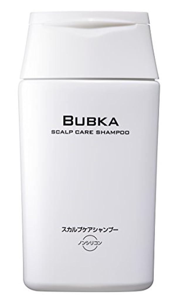 お気に入り恐れる後継【 BUBKA ブブカ 】 NEW スカルプケア シャンプー 200ml (乳酸菌配合) (ノンシリコンシャンプー) (オールインワン)