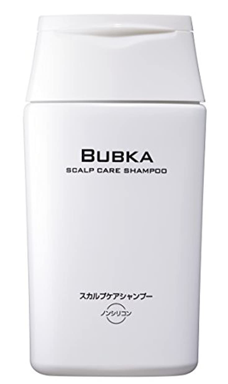 リア王影響するパス【 BUBKA ブブカ 】 NEW スカルプケアシャンプー 200ml (乳酸菌配合) (ノンシリコンシャンプー) (オールインワン)