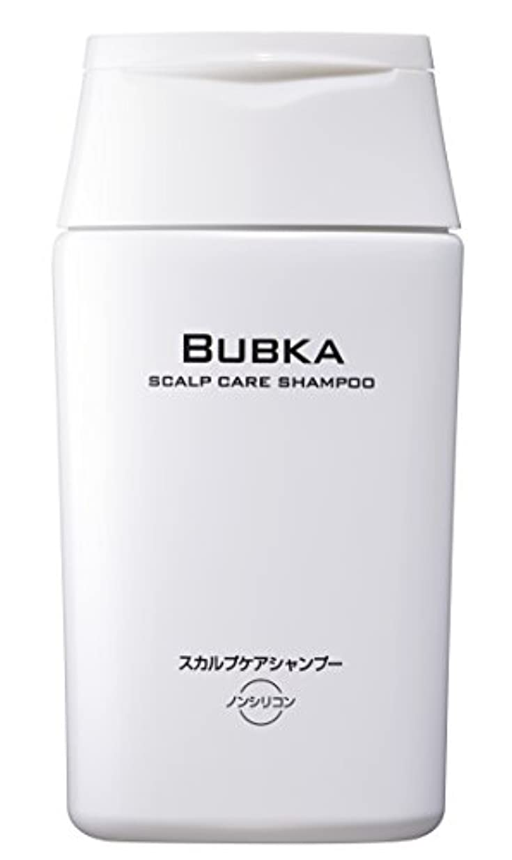 くるみフェード同様の【 BUBKA ブブカ 】 NEW スカルプケアシャンプー 200ml (乳酸菌配合) (ノンシリコンシャンプー) (オールインワン)