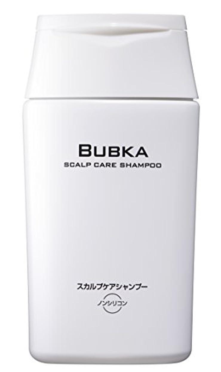 開拓者守る効果的に【 BUBKA ブブカ 】 NEW スカルプケアシャンプー 200ml (乳酸菌配合) (ノンシリコンシャンプー) (オールインワン)