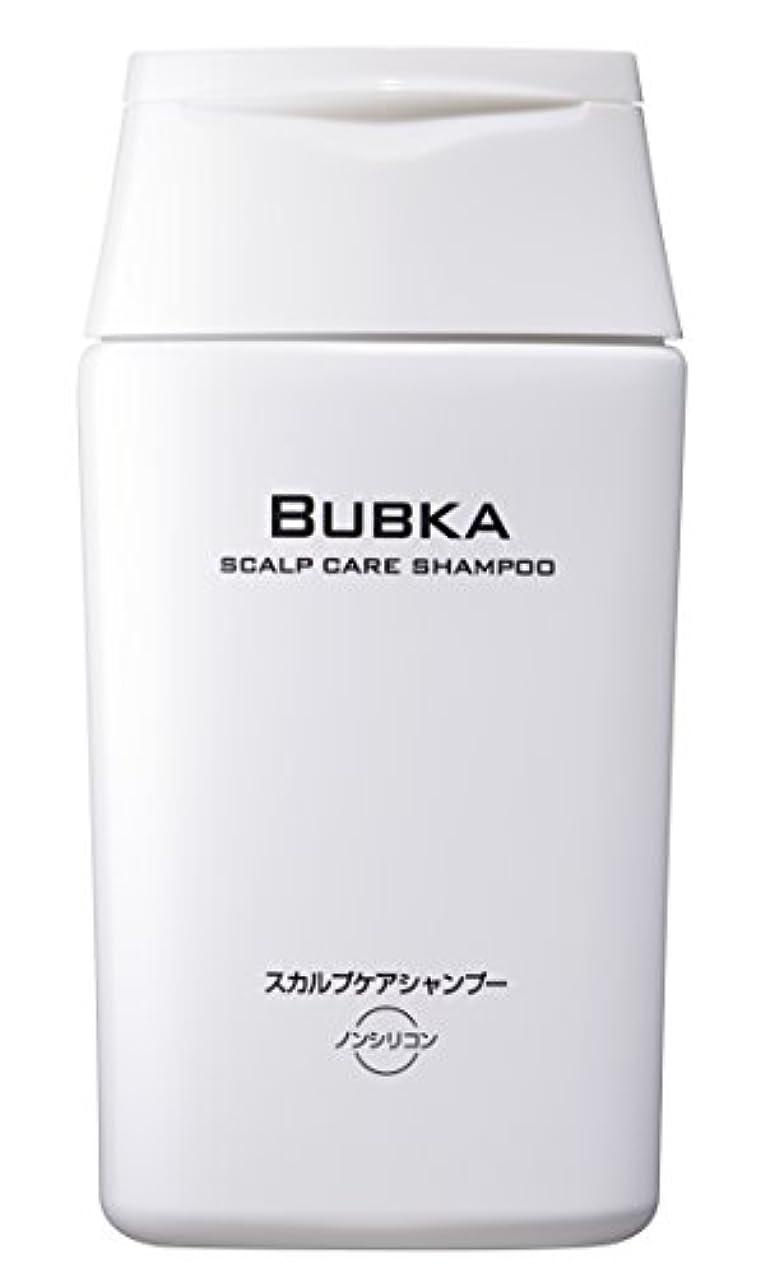 出席する憲法本質的に【 BUBKA ブブカ 】 NEW スカルプケア シャンプー 200ml (乳酸菌配合) (ノンシリコンシャンプー) (オールインワン)