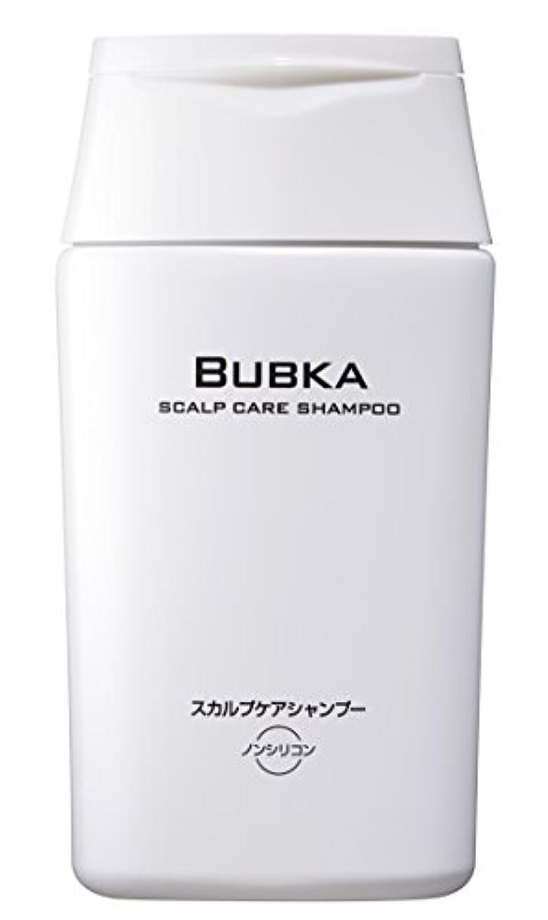 手綱スローガン針【 BUBKA ブブカ 】 NEW スカルプケア シャンプー 200ml (乳酸菌配合) (ノンシリコンシャンプー) (オールインワン)