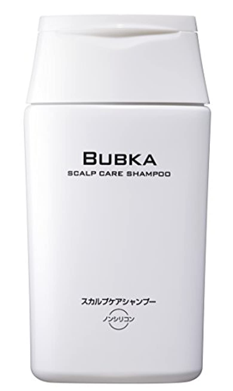 悩む決めます補償【 BUBKA ブブカ 】 NEW スカルプケアシャンプー 200ml (乳酸菌配合) (ノンシリコンシャンプー) (オールインワン)