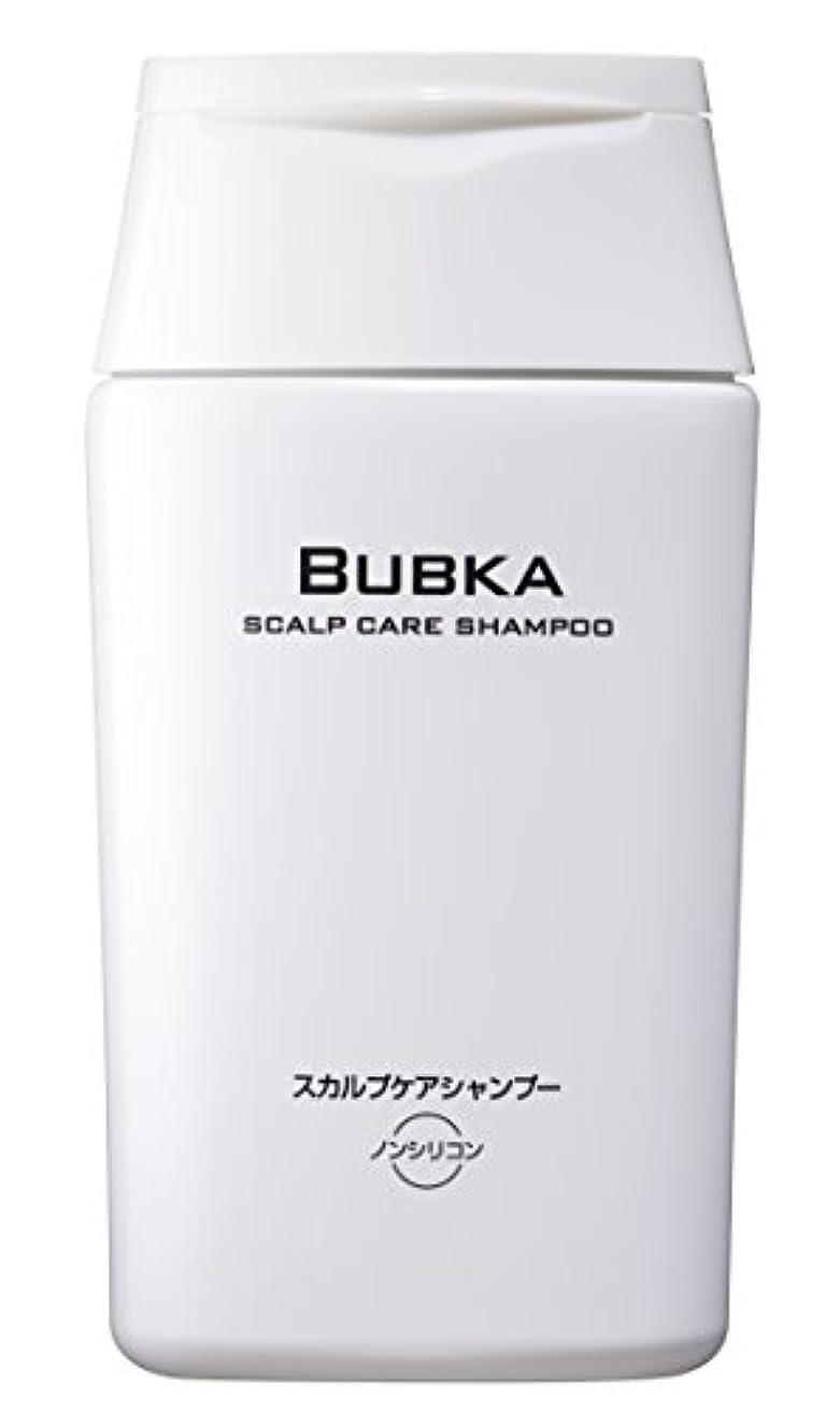 メンター悪意のある気体の【 BUBKA ブブカ 】 NEW スカルプケアシャンプー 200ml (乳酸菌配合) (ノンシリコンシャンプー) (オールインワン)