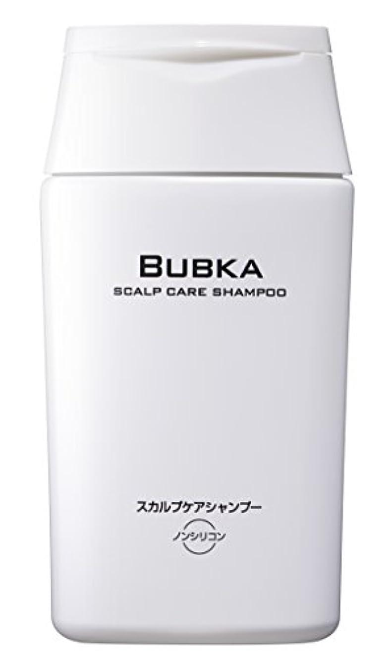 スノーケル淡い特異な【 BUBKA ブブカ 】 NEW スカルプケアシャンプー 200ml (乳酸菌配合) (ノンシリコンシャンプー) (オールインワン)