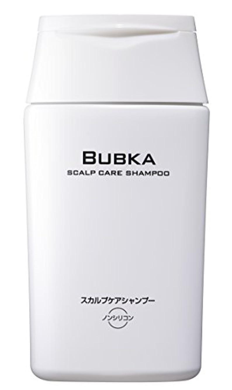 同情素晴らしいですスカウト【 BUBKA ブブカ 】 NEW スカルプケアシャンプー 200ml (乳酸菌配合) (ノンシリコンシャンプー) (オールインワン)