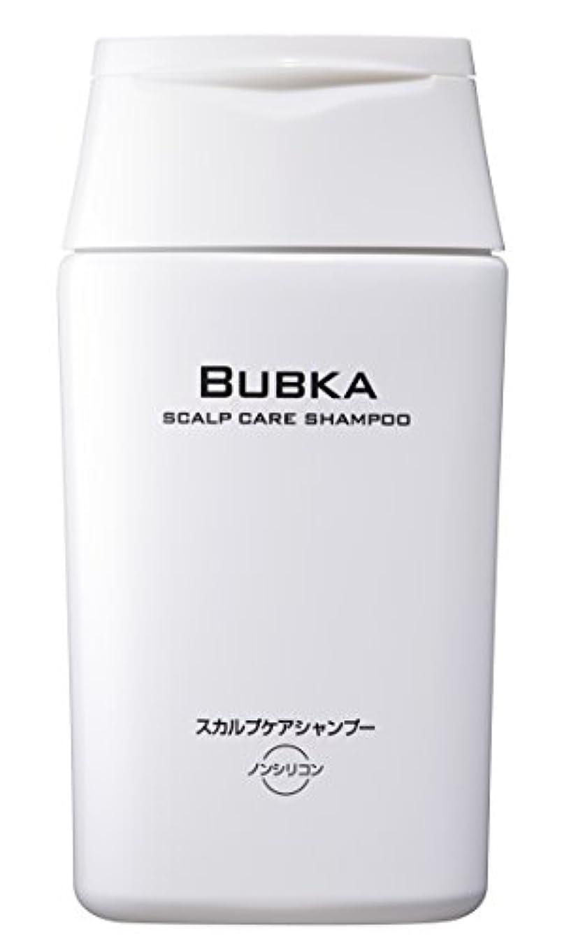 転送剥離さわやか【 BUBKA ブブカ 】 NEW スカルプケアシャンプー 200ml (乳酸菌配合) (ノンシリコンシャンプー) (オールインワン)