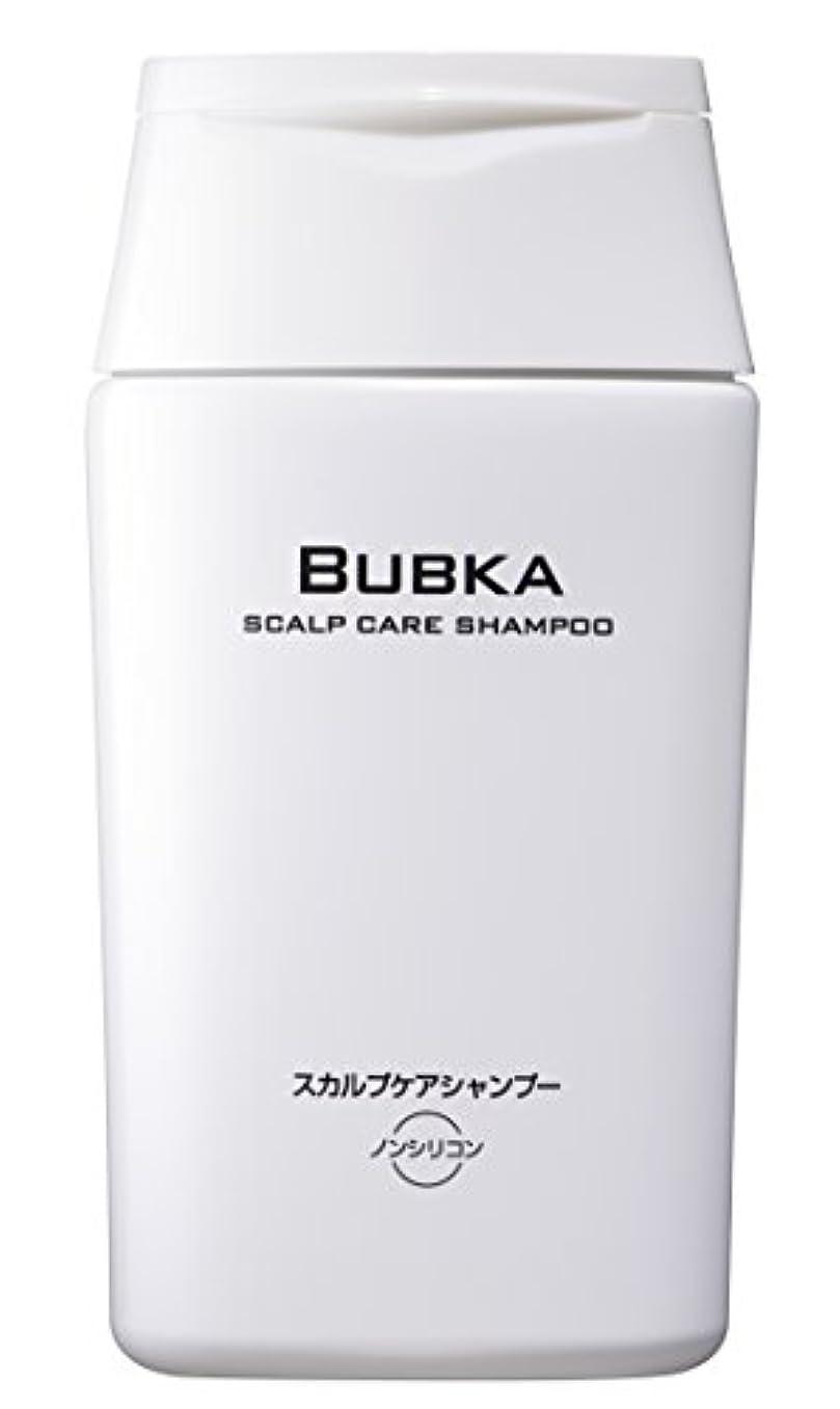 混乱させるポット数【 BUBKA ブブカ 】 NEW スカルプケア シャンプー 200ml (乳酸菌配合) (ノンシリコンシャンプー) (オールインワン)