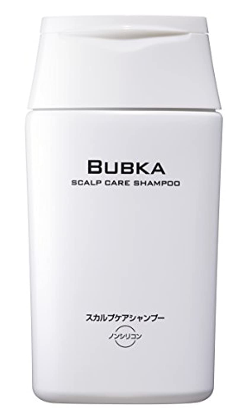 試み投げる入力【 BUBKA ブブカ 】 NEW スカルプケアシャンプー 200ml (乳酸菌配合) (ノンシリコンシャンプー) (オールインワン)