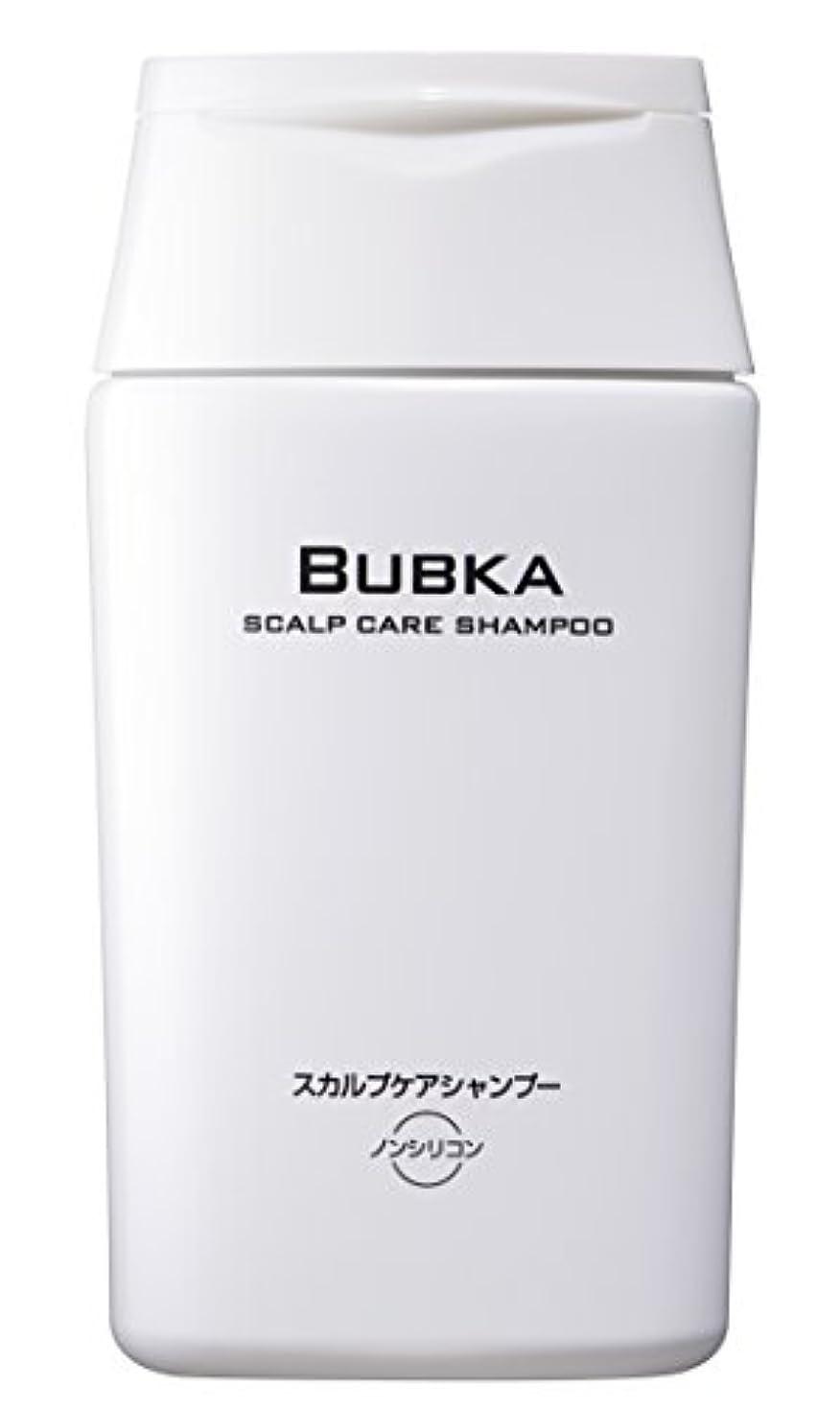 後退するデッドロックルール【 BUBKA ブブカ 】 NEW スカルプケアシャンプー 200ml (乳酸菌配合) (ノンシリコンシャンプー) (オールインワン)