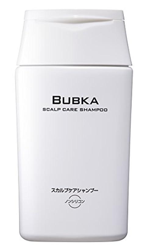 葡萄女の子田舎【 BUBKA ブブカ 】 NEW スカルプケアシャンプー 200ml (乳酸菌配合) (ノンシリコンシャンプー) (オールインワン)