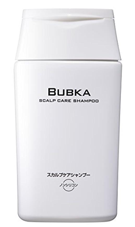 先駆者面倒定数【 BUBKA ブブカ 】 NEW スカルプケアシャンプー 200ml (乳酸菌配合) (ノンシリコンシャンプー) (オールインワン)
