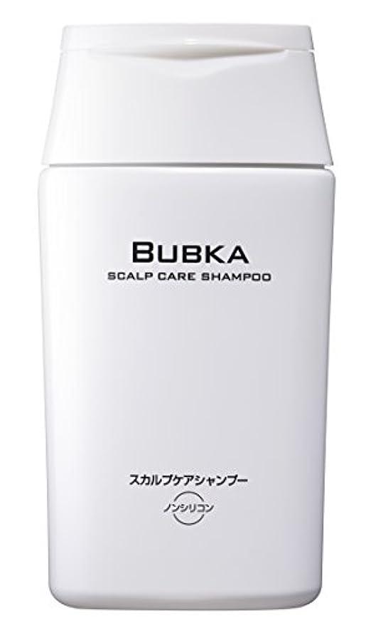 株式会社の中でテクトニック【 BUBKA ブブカ 】 NEW スカルプケアシャンプー 200ml (乳酸菌配合) (ノンシリコンシャンプー) (オールインワン)