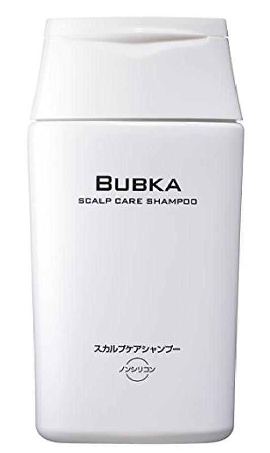 船乗り驚き死【 BUBKA ブブカ 】 NEW スカルプケア シャンプー 200ml (乳酸菌配合) (ノンシリコンシャンプー) (オールインワン)
