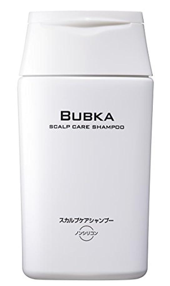 スリチンモイ確かに該当する【 BUBKA ブブカ 】 NEW スカルプケアシャンプー 200ml (乳酸菌配合) (ノンシリコンシャンプー) (オールインワン)