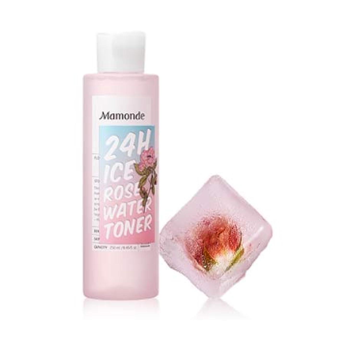意志明らかお客様【マモンド.mamonde](公式)24Hアイスローズウォータートナー(250ml)(2019.05 new product)/ ice rose water toner