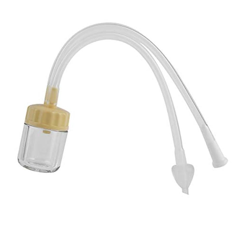 距離フェデレーションバリア便利な赤ちゃんの安全な鼻クリーナー掃除機鼻粘液鼻水吸引器吸入aby子供健康的なケア - ランダムな色
