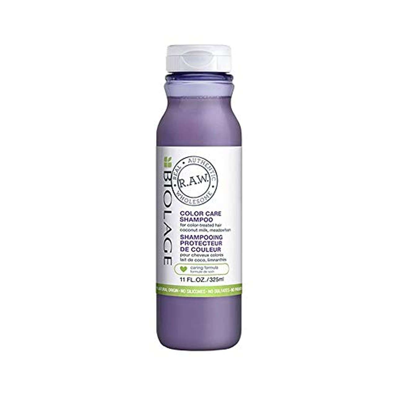 快適机ナチュラルマトリックス Biolage R.A.W. Color Care Shampoo (For Color-Treated Hair) 325ml/11oz並行輸入品