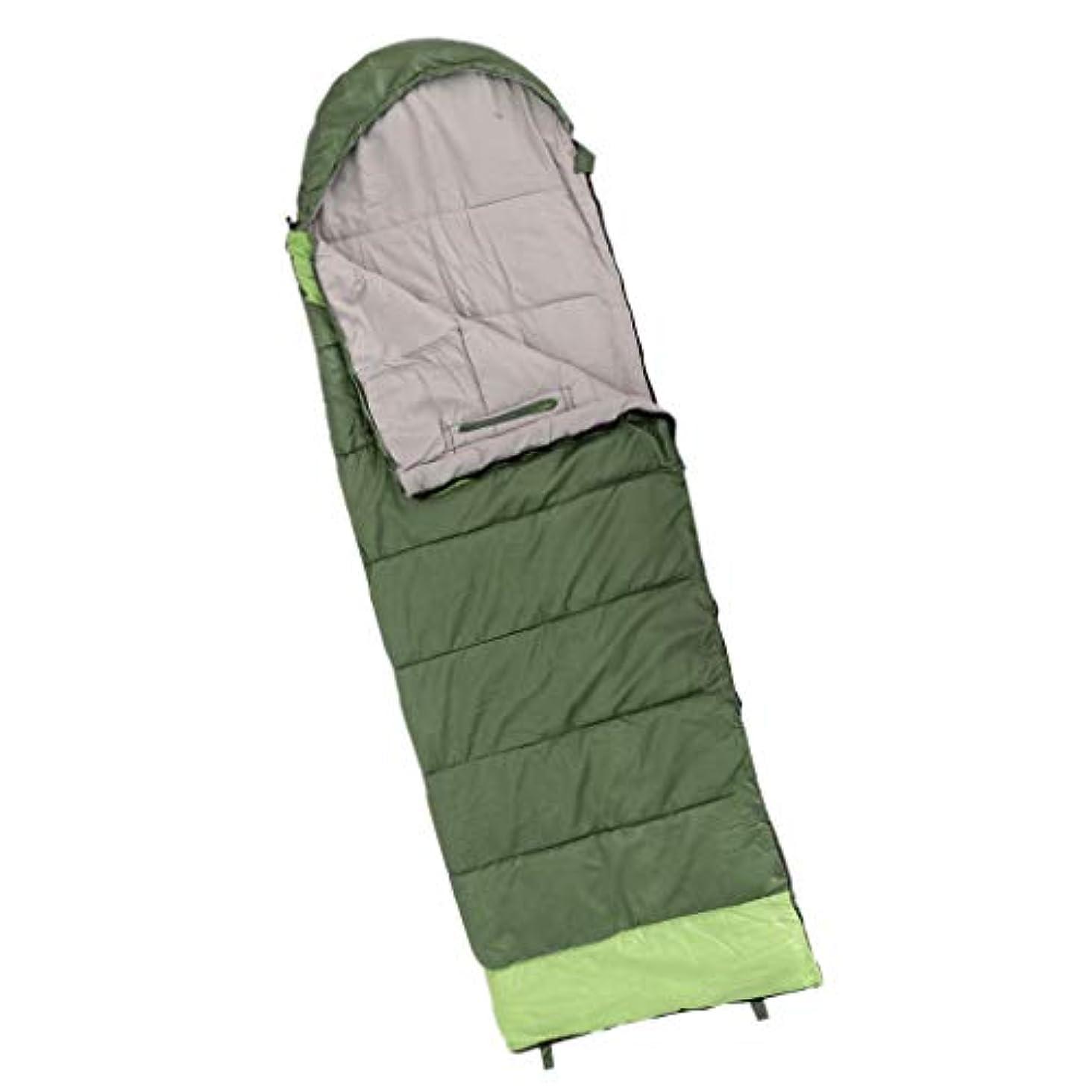 鑑定シンプトン珍しいBaoblaze 防水 キャンプ 暖かい スプライシング 寝袋