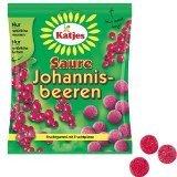 Katjes(カッチェス) フルーツグミ サワーブラックカラント 200g×4袋セット