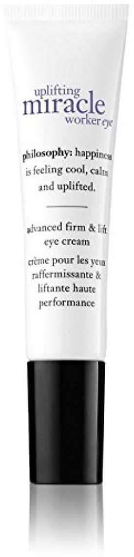 失望させる迫害する励起Philosophy Uplifting Miracle Worker Eye Cream - 0.5 oz by Philosophy