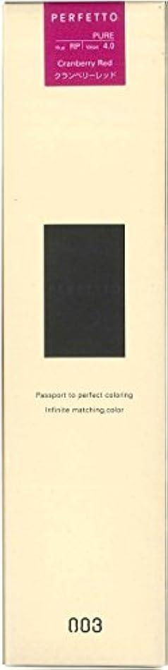 赤漫画寸法ナンバースリー パーフェットカラー 150g クランベリーレッド