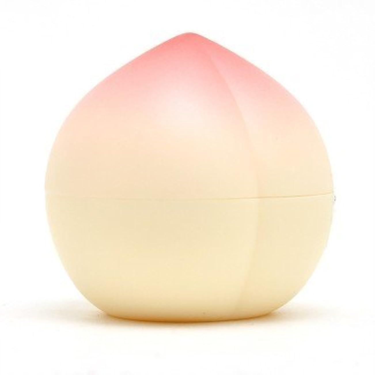 ぶどう虐殺松TONYMOLY トニーモリー ピーチ?ハンドクリーム 30g (Peach Antiaging Hand Cream) 海外直送品