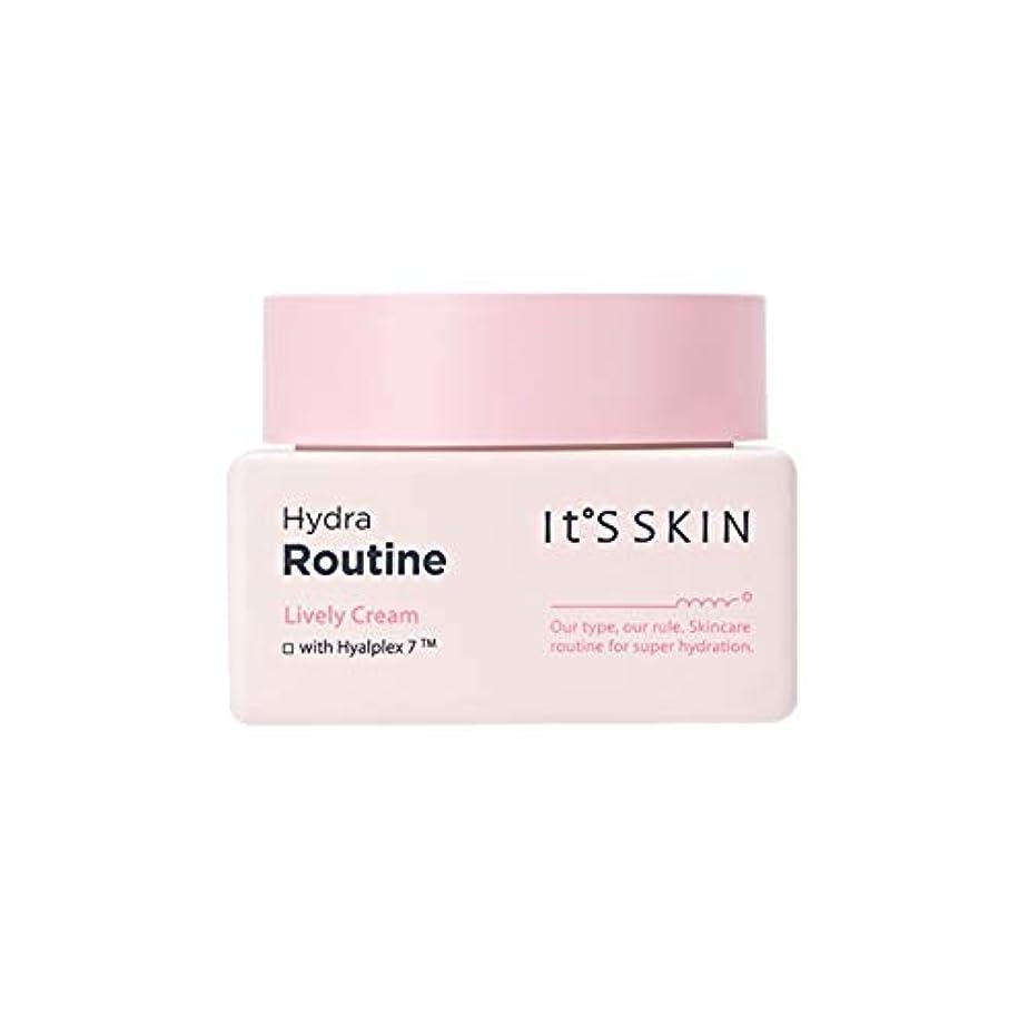 シリンダー工業化する比べる[Its skin] イッツスキンハイドラルーチンにぎやかクリーム 50ml / Its skin HYDRA ROUTINE LIVELY CREAM 50ml [並行輸入品]
