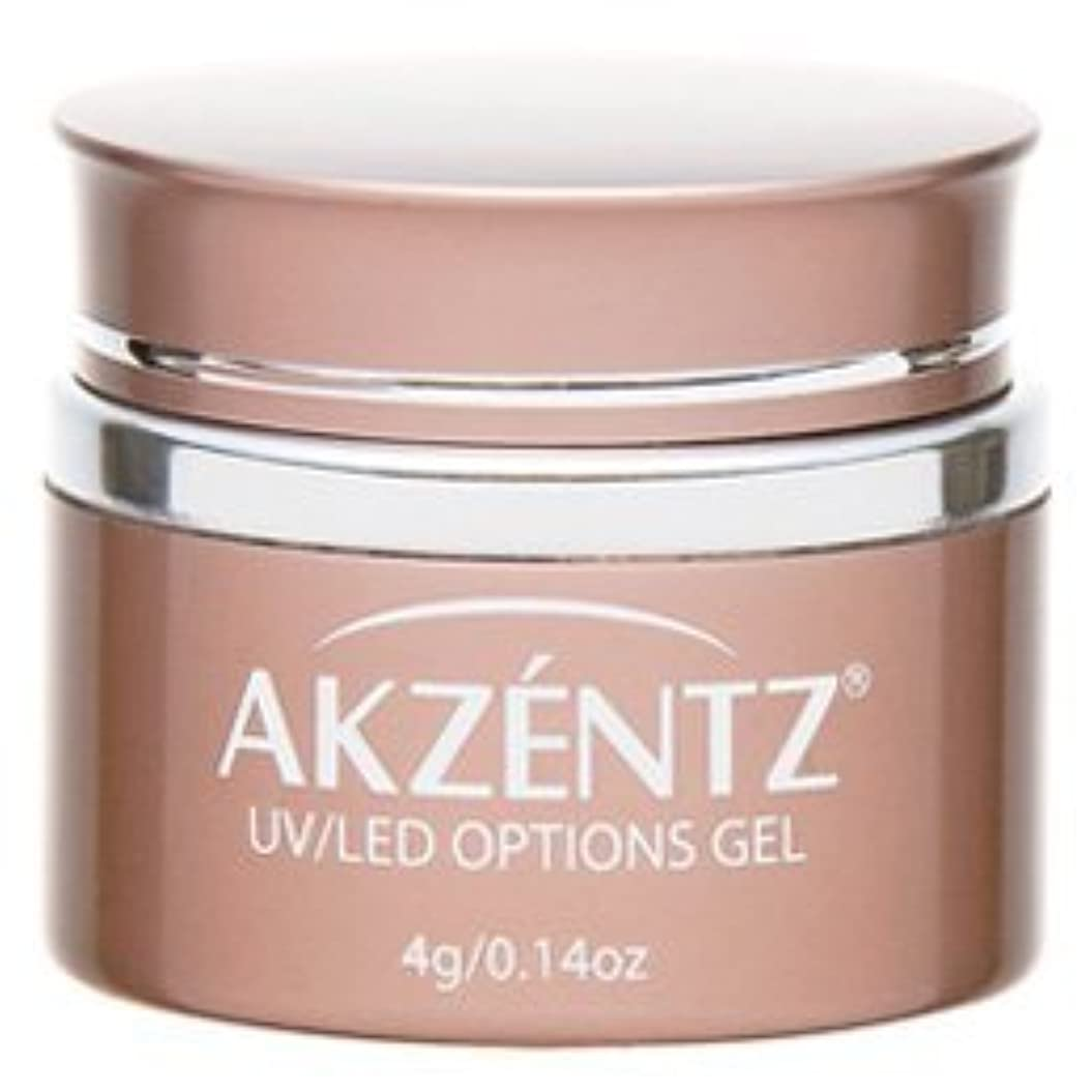 AKZENTZ(アクセンツ) UV/LED オプションズ クリアジェル 4g