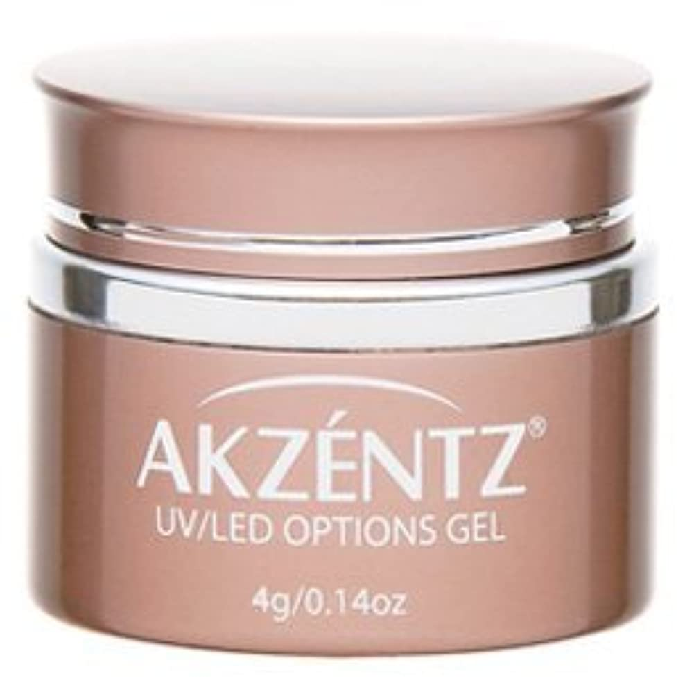 インターネット砂漠容器AKZENTZ(アクセンツ) UV/LED オプションズ クリアジェル 4g