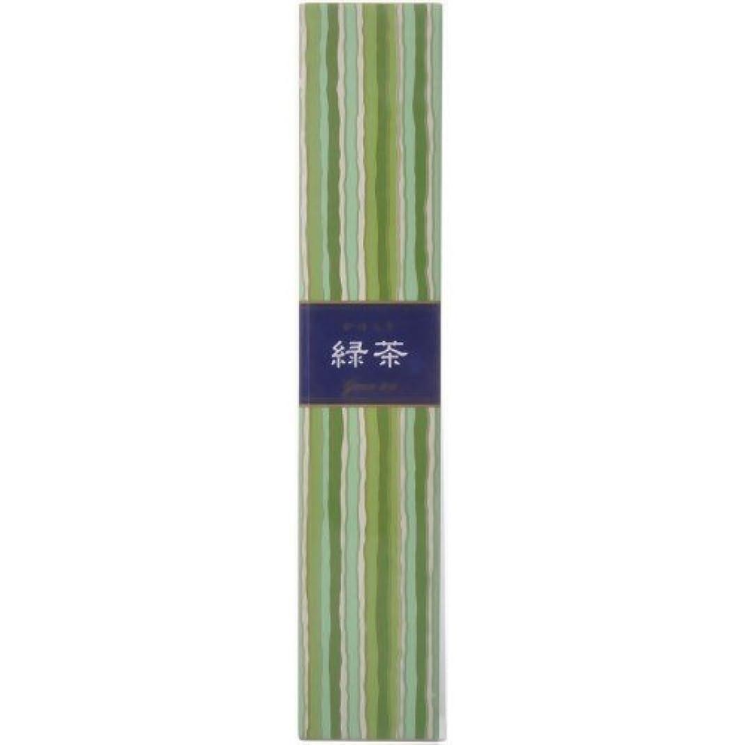 次転倒経済的かゆらぎ スティック 緑茶40本 × 10個セット