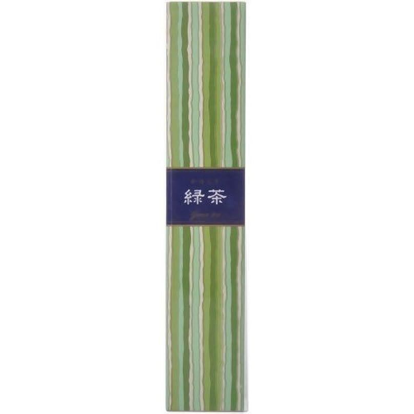 アプローチ属性マラドロイトかゆらぎ スティック 緑茶40本 × 10個セット